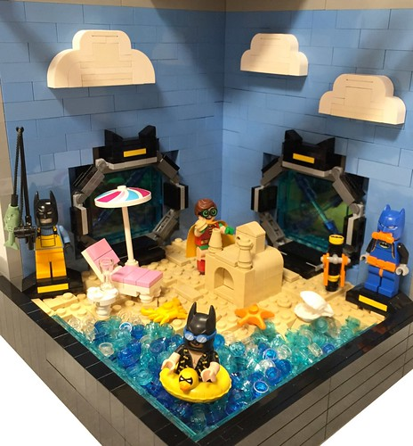 The Bat Family's Cave - Detail 4
