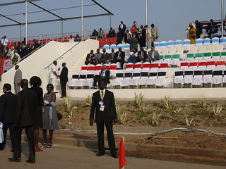 South Sudan prepares for independence celebrations