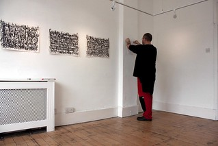 Sean Burn Exhibition Semtex | by celf o gwmpas