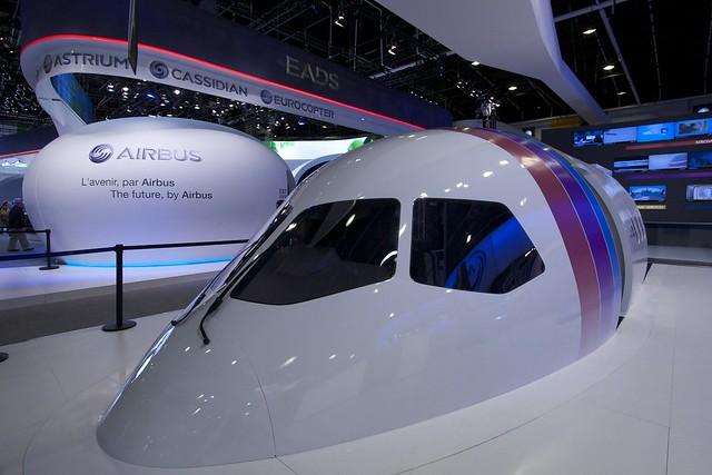 Airbus Pavilion