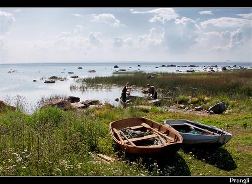Island Fishermen