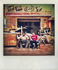 Egypt: El-Khondary Furniture