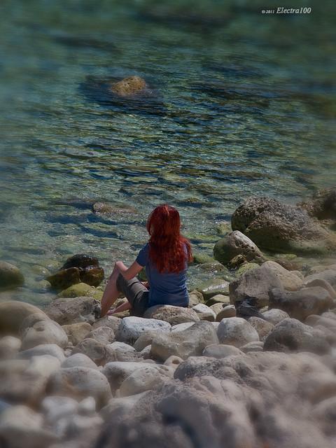 Mirando al mar...soñar...