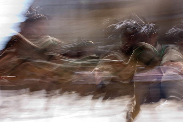 Bersaglieri di corsa
