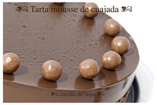 Tarta mousse cuajada_3 | by cocido de sopa