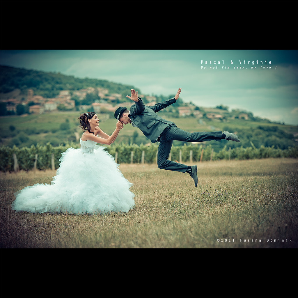 Pascal & Virginie |Do not fly away, my love ! {explored}