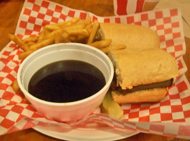 Clear Water French Dip
