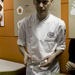 Julien Gouzien, Salon du Chocolat Tokyo 2011, Shinjuku Isetan