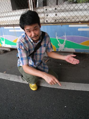 ロード・オブ・ザ・フッサ 〜ウォーキングフォーエバー〜玉川上水編岩井澤健治