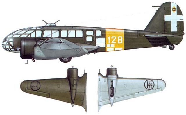 Ca.311 Caproni