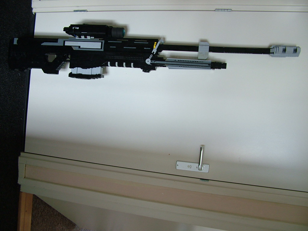 Anti Materiel Rifle halo sniper rifle system 99 anti materiel | yep, it's done