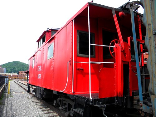 Red Caboose 6-2011 | by Lee Cannon