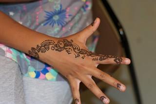 Henna painting | by BritIslam