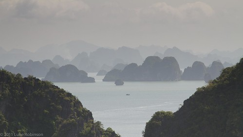 Islands of Ha Long Bay