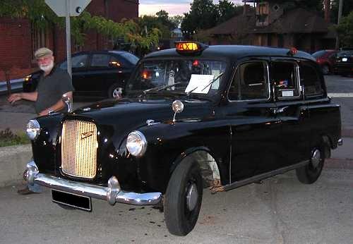 Austin FX4 – 1965
