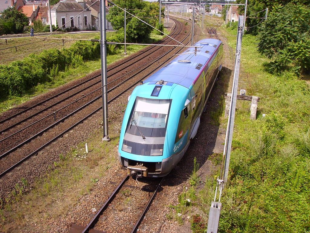 Transport express régional
