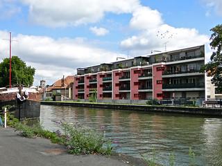 Les Terrasses du Canal