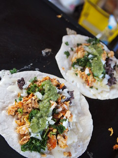 Shreveport Farmers' Market: Breakfast tacos in the cafe area | by Shreveport-Bossier: Louisiana's Other Side