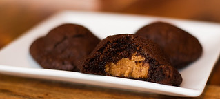 Chocolate Peanut Butter Cookies | by devin.berg