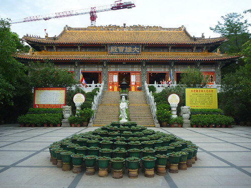 Po Lin Monastery   by On UR Way Travel