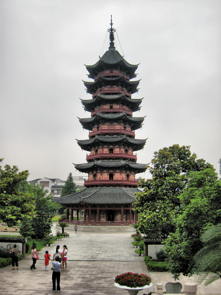 Ruiguang Tower Pagoda