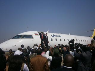 Ankommer Juba