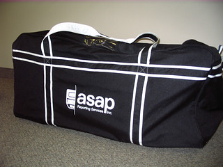 ASAP hockey bag | by Muldoon Marketing