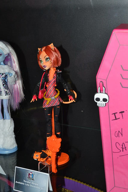 Toralei Stripe New Monster High preview