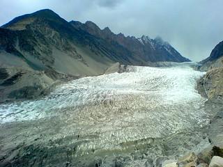 Passu Glacier | by spearhawk