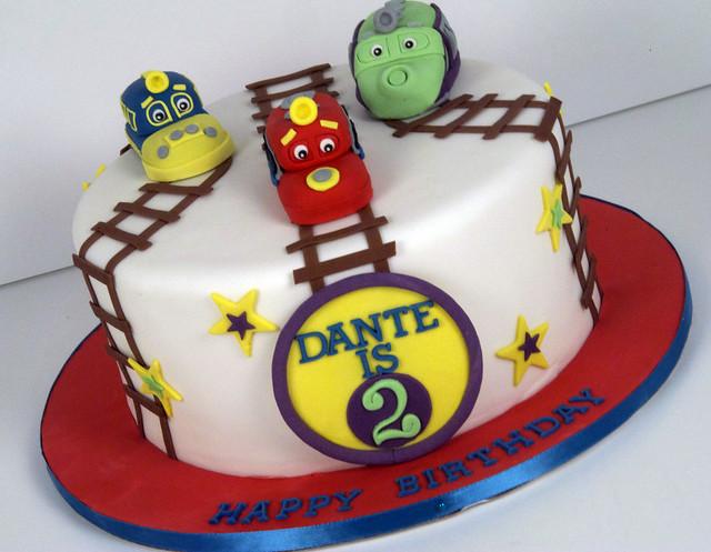 chuggington birthday cake toronto