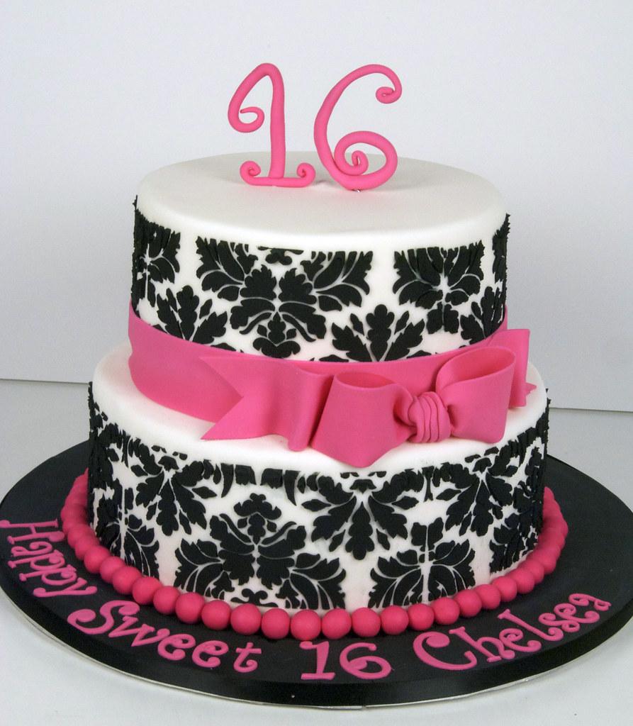 BC4102 - Sweet 16 Cake Toronto