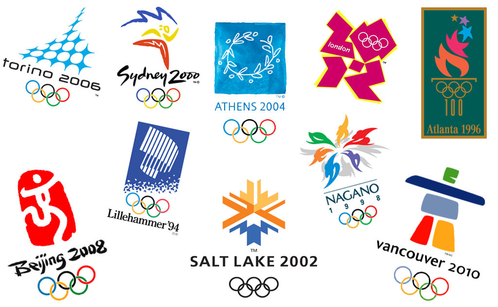 Olympics logos | All in one collection of olympics logos ...