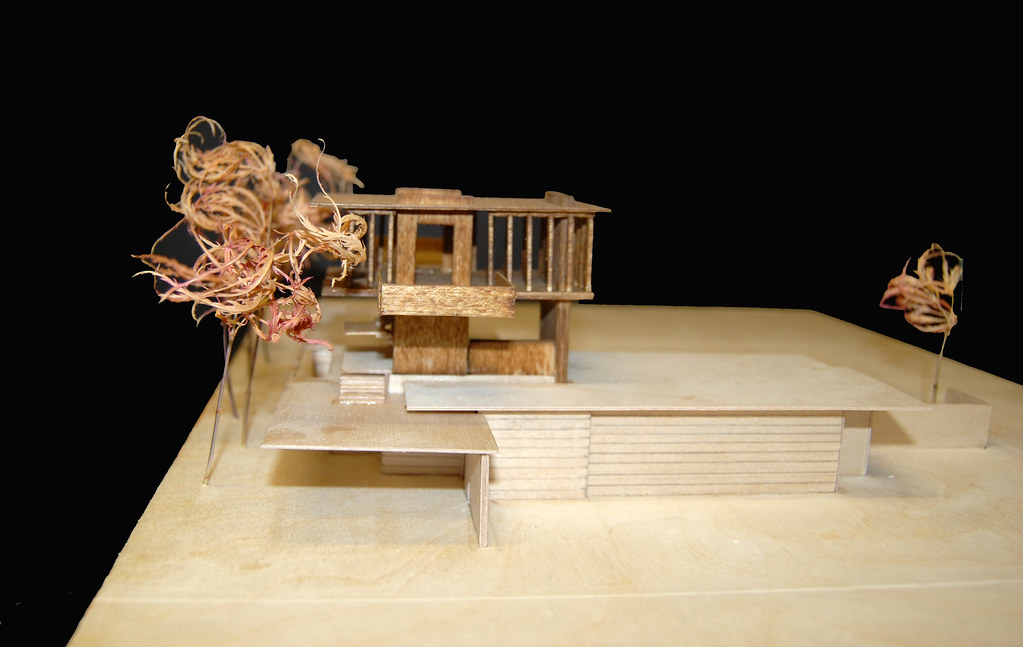 Final Model Of Addition To Jacobs House By Ryan Sage Flickr