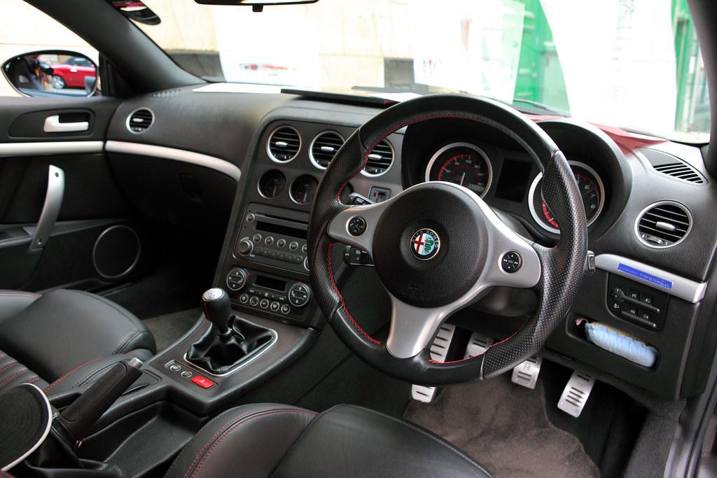 Alfa Romeo Brera Giugiaro Interior Dash 2 2 Litre Str Flickr