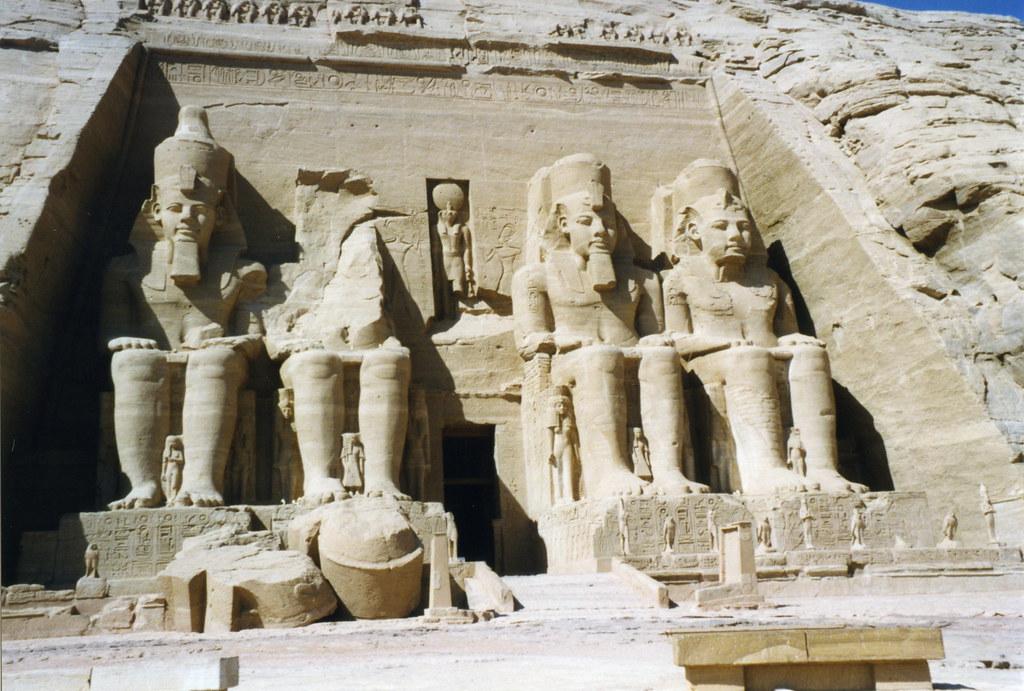 Resultado de imagen de Abu Simbel