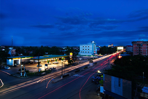 Kampong Thom Before Dark | by Chea Phal