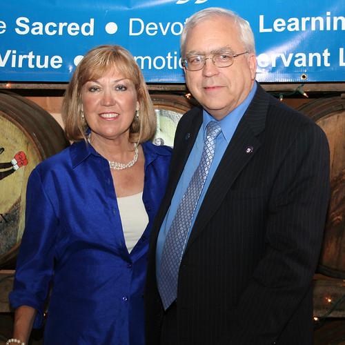 Ernie and Shirley Taliaffero
