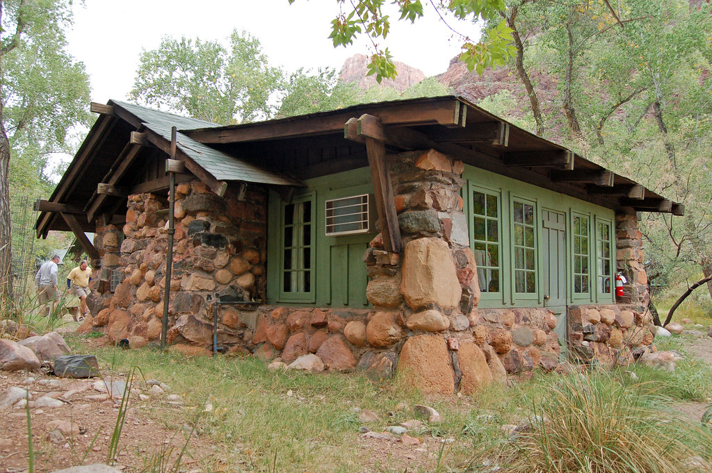 cabins in grand canyon national park
