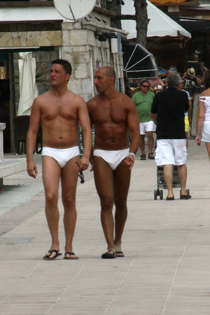 Magaluf: Matching Trunks