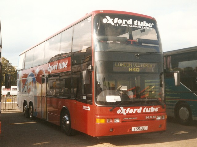 Stagecoach Oxford T55 UBE