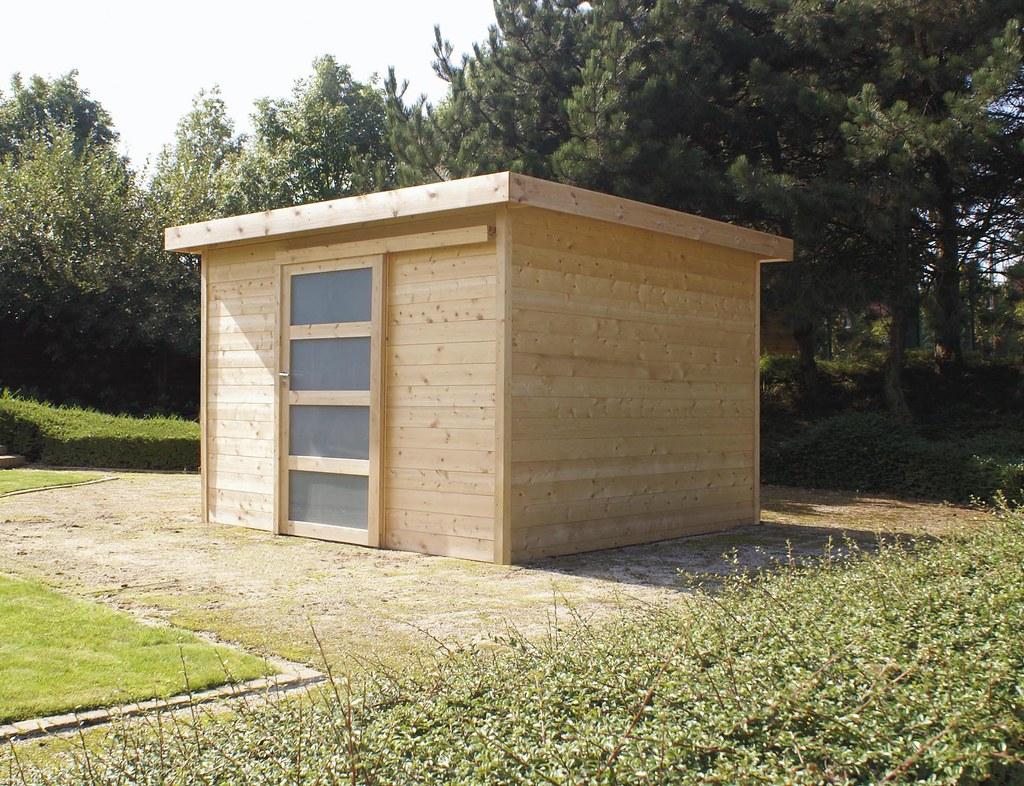 abri de jardin en pin carquefou bois abri. Black Bedroom Furniture Sets. Home Design Ideas
