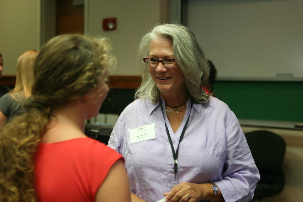 Susan Catron, Savannah Morning News | Grady College | Flickr