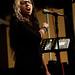 Caroline Harvey Feature (and Open Mic)