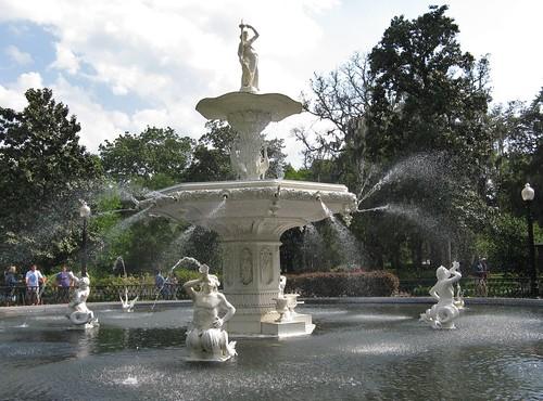 Forsyth Fountain | by Travis S.