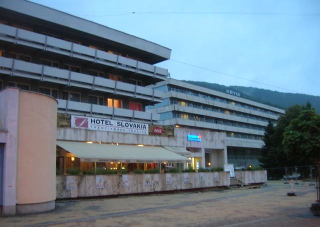 Communist-era resort hotel by bryandkeith on flickr