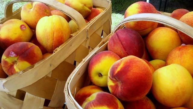 North Charleston Farmers Market produce