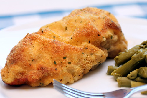 Oven-Fried Chicken | by Recipe Snob
