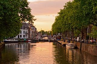 Utrecht sunset | by Tambako the Jaguar