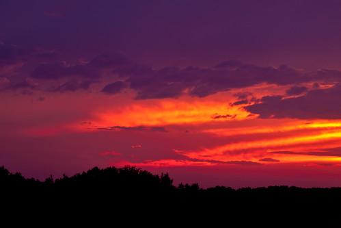 sunset night georgia skyscape i75 bolingbroke spetacular justclouds rumbleroad