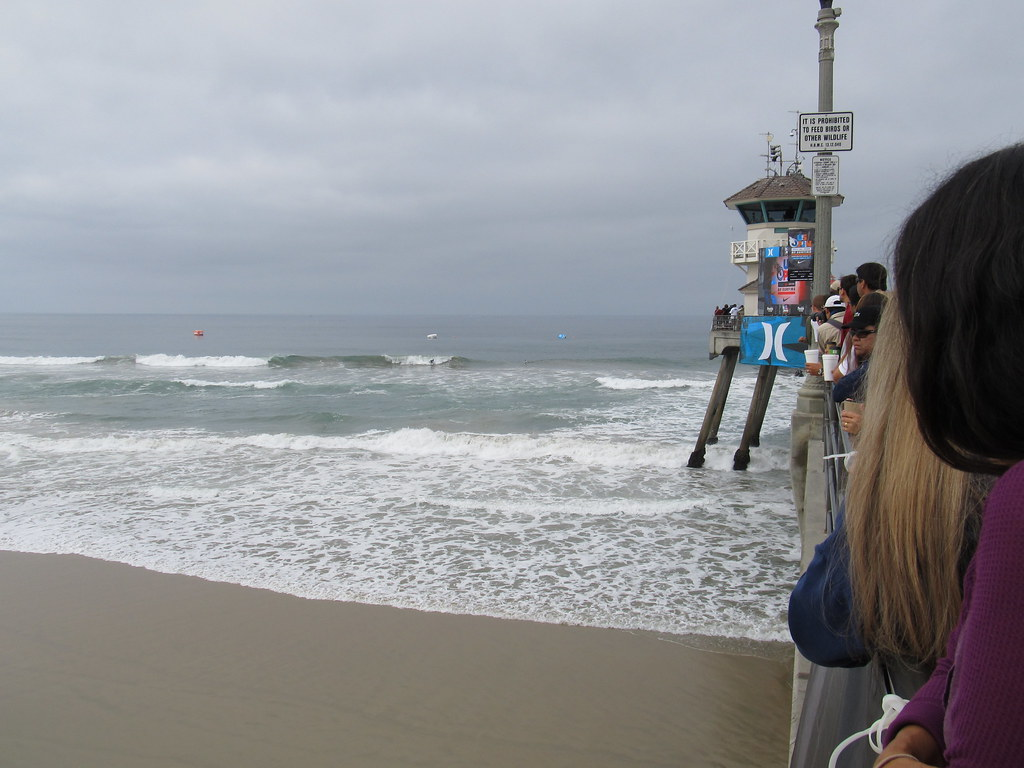 U.S. Open of Surfing - Huntington Beach, Calif. - YOUR